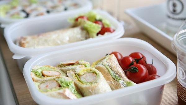 Przechowywanie produktów spożywczych