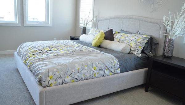 Atrakcyjne wyposażenie sypialni