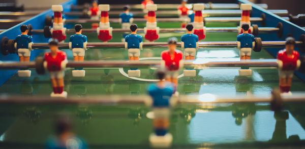 Fajne stoły piłkarskie